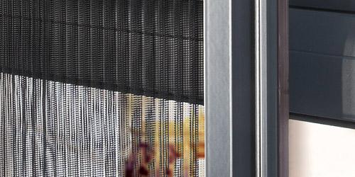 moustiquaire axiom chassis chambre filet rideau anti moustiques fenetre porte vitre protection artisan lyon plisseo flexeo vertigo