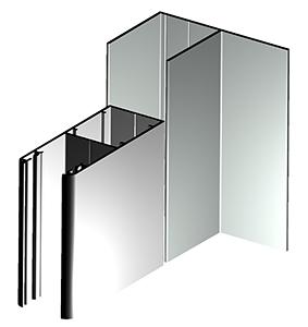 profil coffre fermeture tablier lame orientable volet roulant lyon